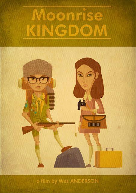 Moonrise Kingdom Fan Art Contest: Wes Anderson Invites ...