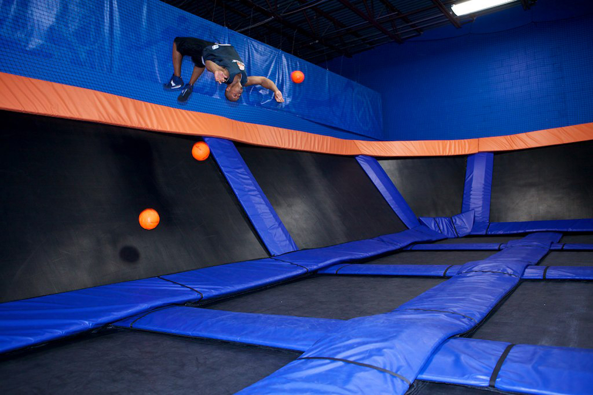 ultimate trampoline dodgeball has its first national tournament in los angeles nov 9 12 huffpost. Black Bedroom Furniture Sets. Home Design Ideas