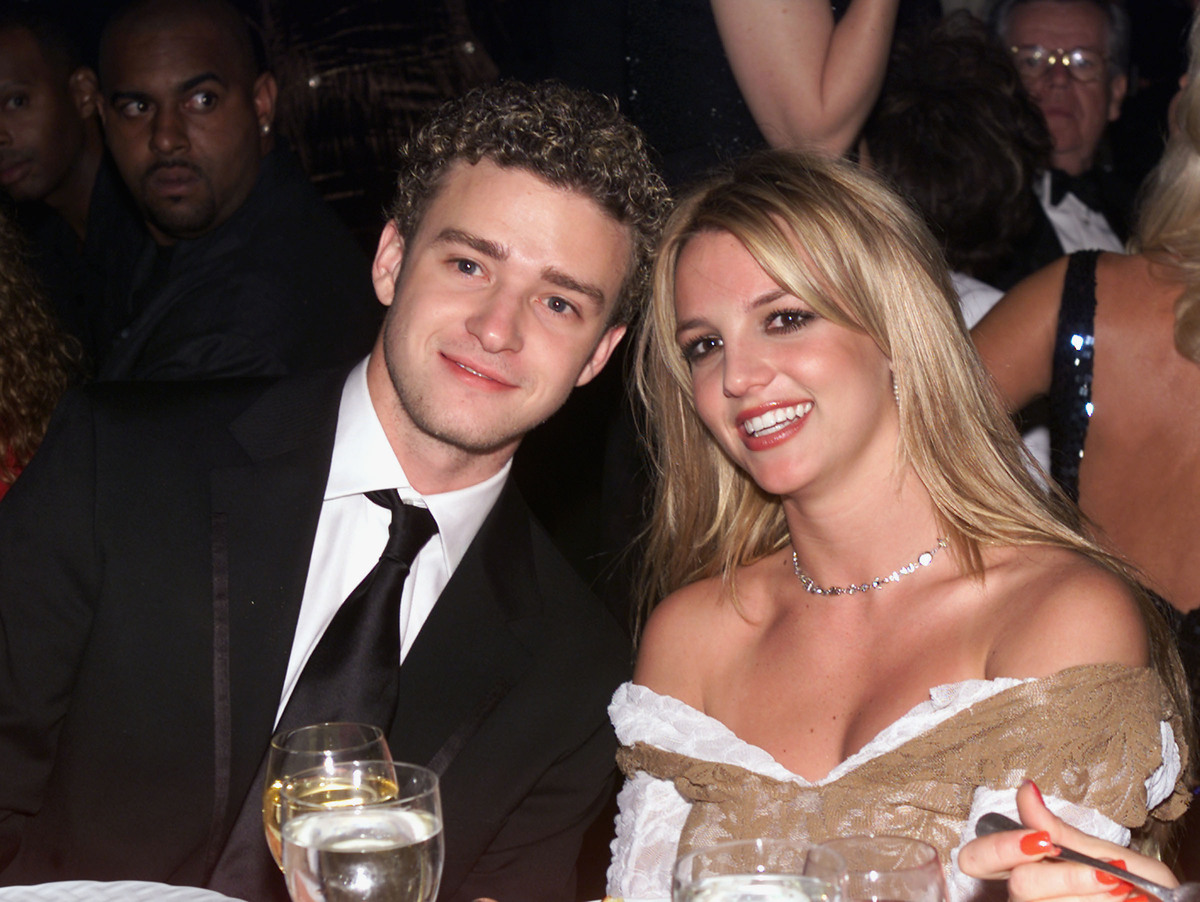 Britney Spears Reveals Justin Timberlake Was Her First ...