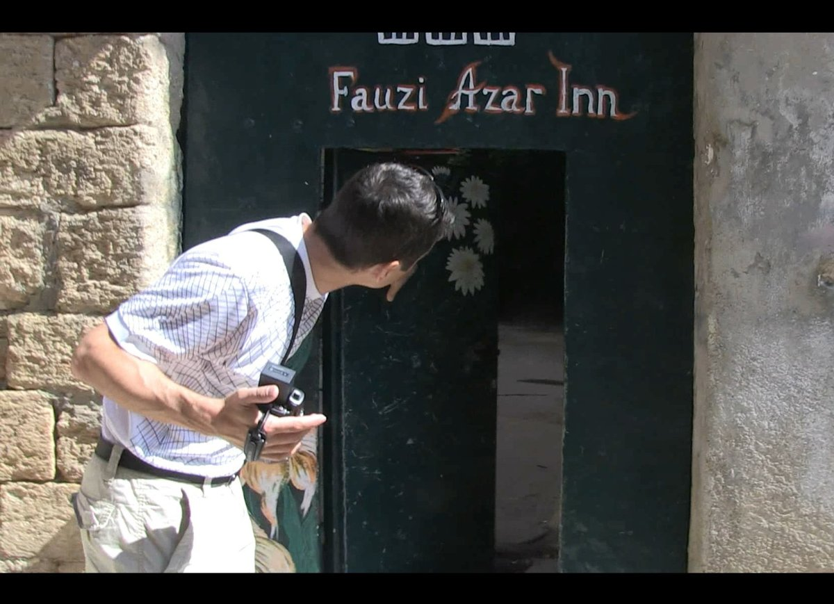 The Fauzi Azar Inn at the Huffington Post