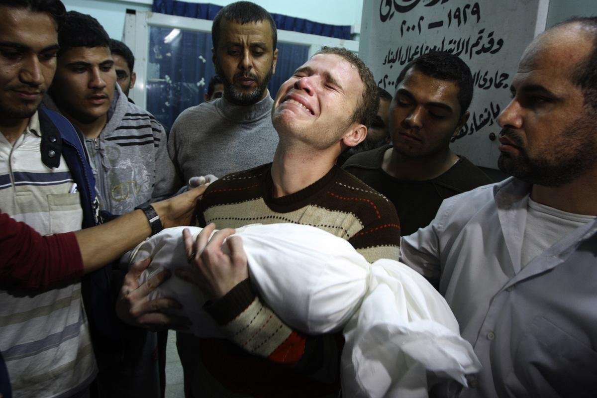 Israel Gaza conflict.