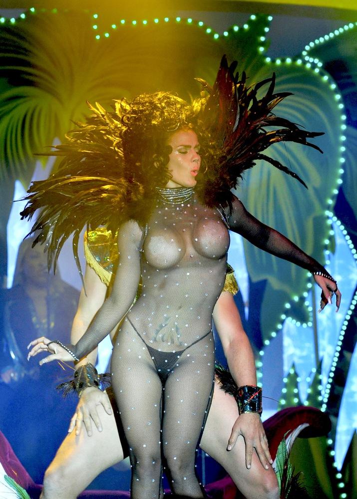 Gillian Anderson Dana Scully Nude