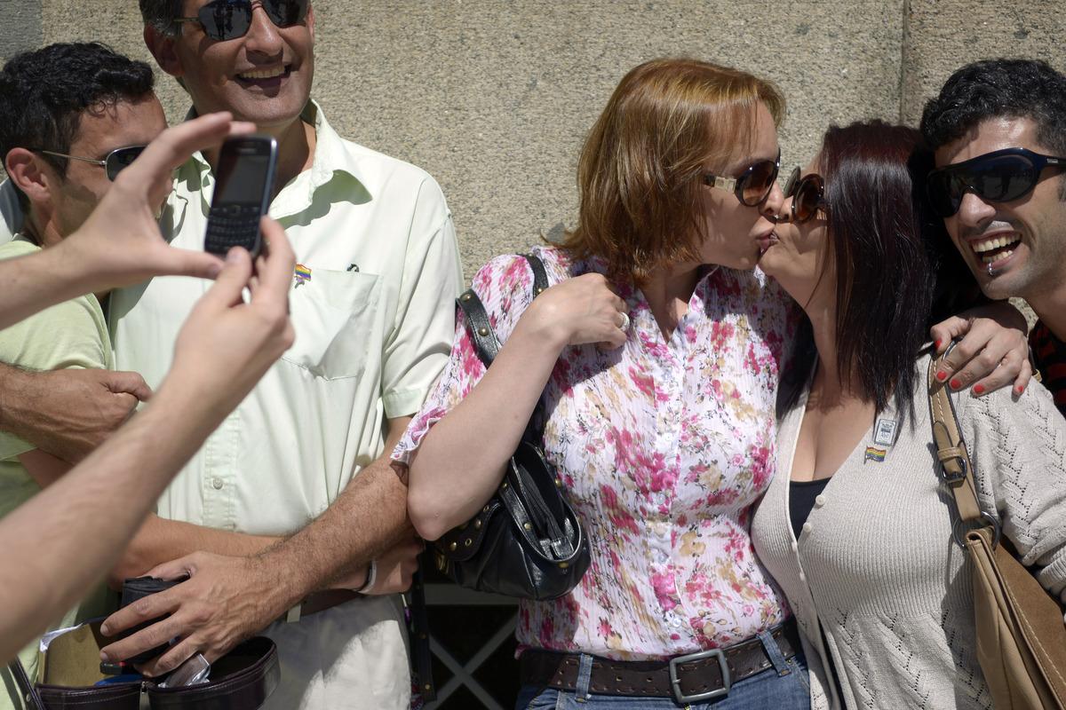 Matrimonio In Uruguay : Uruguay sì al matrimonio gay nerapoesia