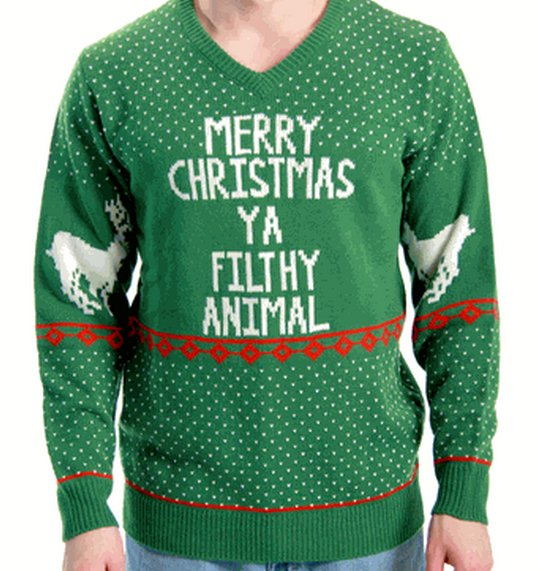 Awesome Holiday Sweaters