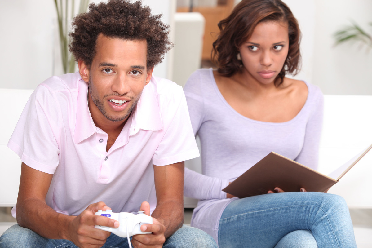 Why do wives lose interest in their husbands