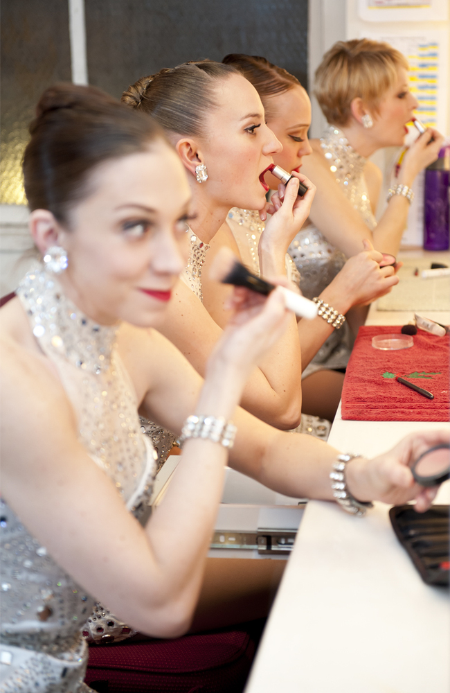 Wendy s beauty and hair blog rockettes reveal unlikely surprise they