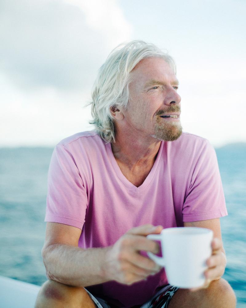 Sir Richard Branson: Richard Branson: Interview With ORIGIN Magazine