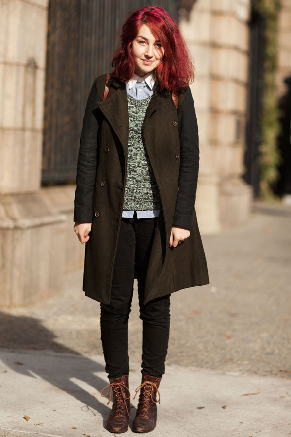 Campus Fashion: Winter Outfit Inspiration From 15 Stylish ...