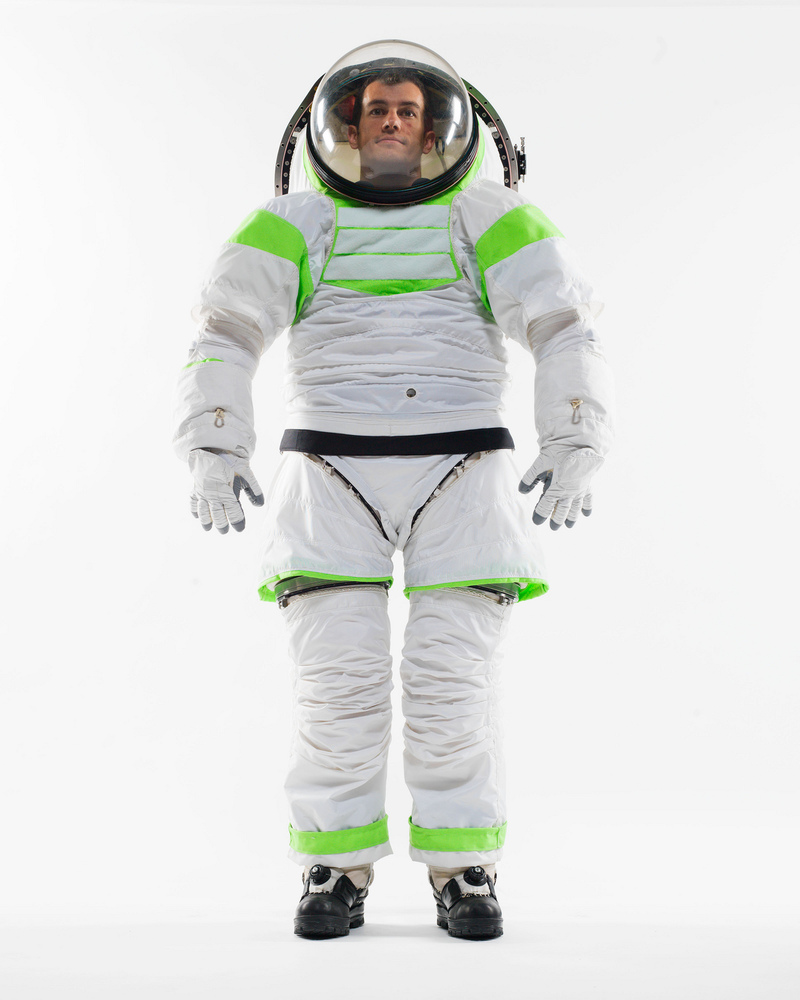 NASA Z-1 Spacesuit Prototype Looks Like Buzz Lightyear's ...