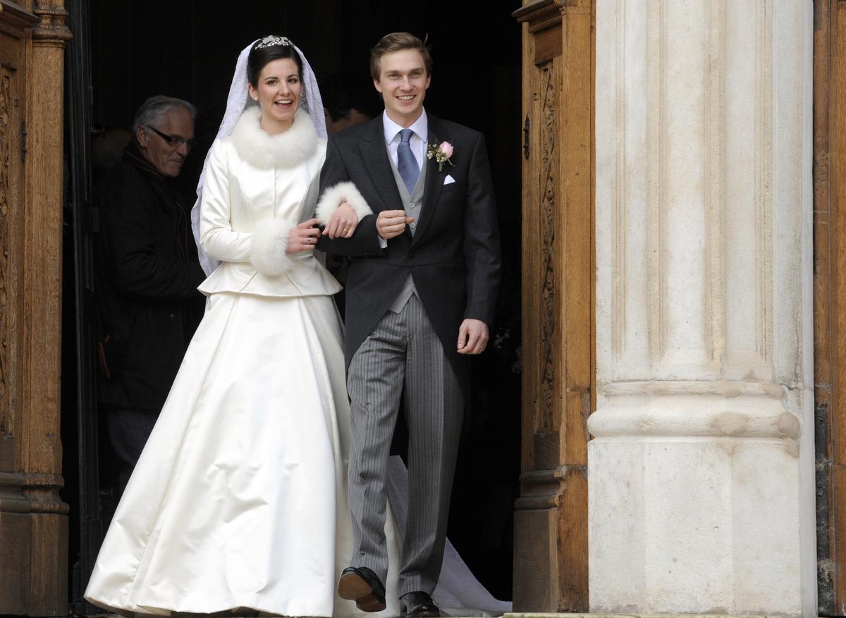 Austria Royal Wedding: Archduke Christoph Weds Adelaide ...