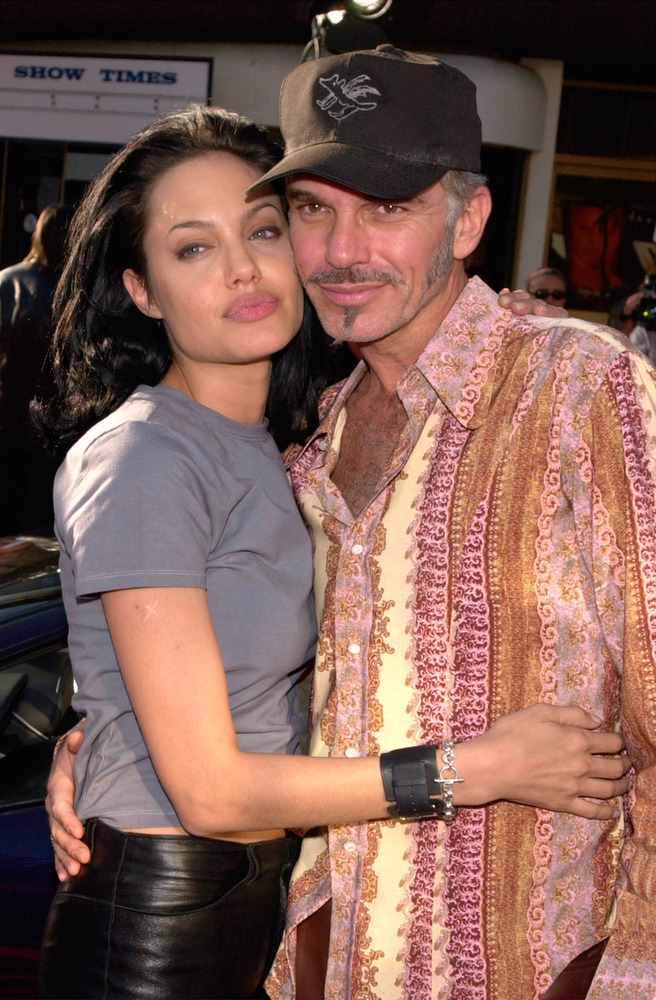billy bob thornton and angelina jolie relationship with brad