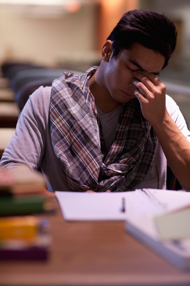 Does Smoking Affect Anxiety on Students?