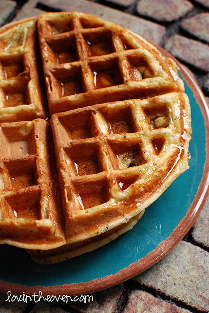 Homemade Waffles Make The Best Eggos Huffpost
