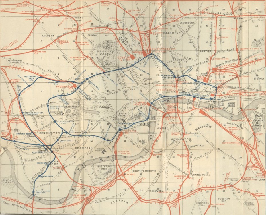 London Underground Unofficial Tube Map Is Even Better Than The – Real London Underground Map