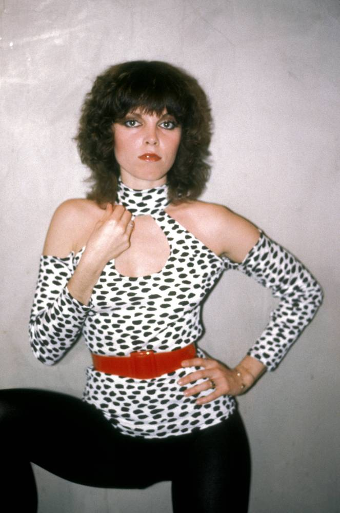 Pat Benatar 80s Fashion Getty