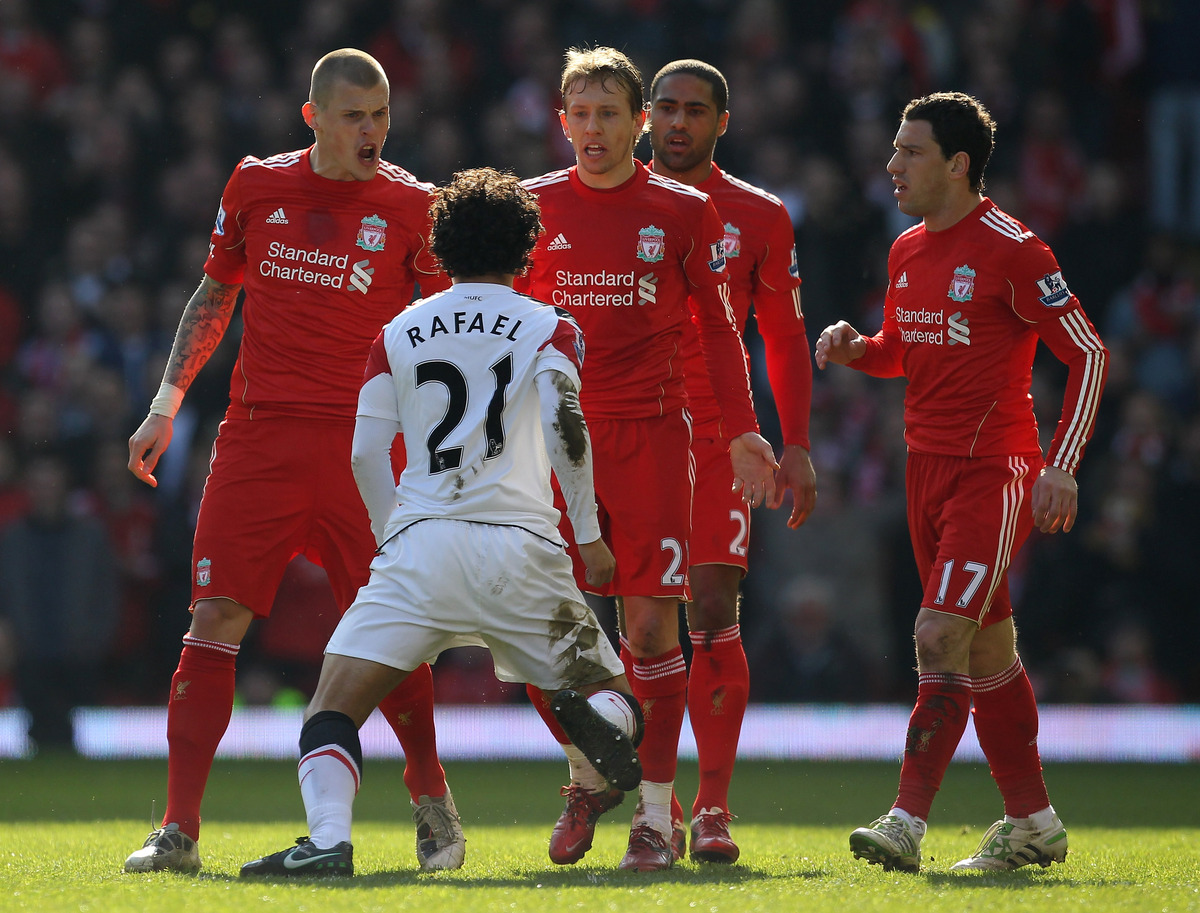 Man United Liverpool