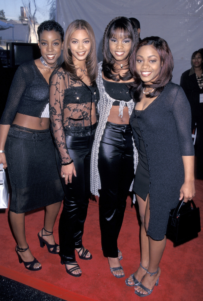 Kelly Rowland Destinys Child Kelly Rowland's 'Dirty...