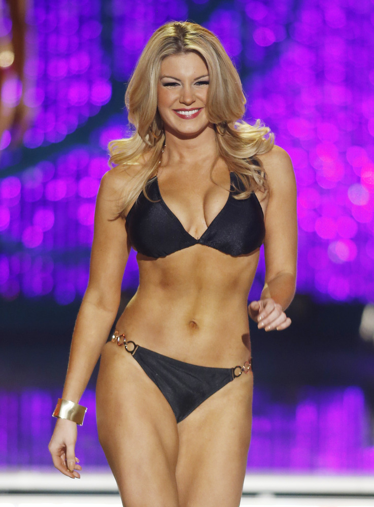 Crossfit: Miss America Mallory Hagan And Other Celebrities ...