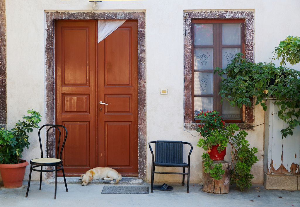 Front door ideas to help boost your curb appeal photos for Front door ideas photos