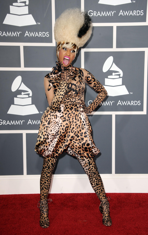 Nicki Minaj Camel Toe The seven deadly sins of nicki