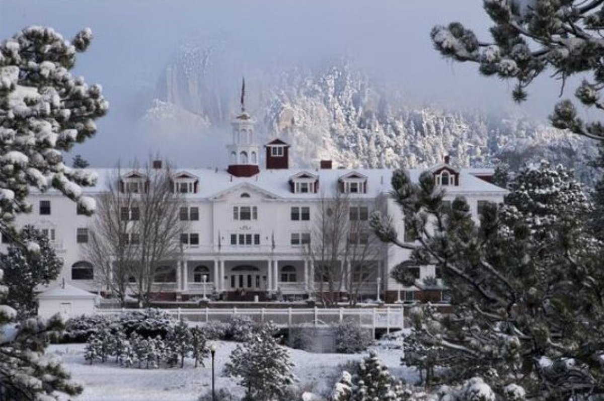 The Top National Park Lodges For Winter Photos Huffpost