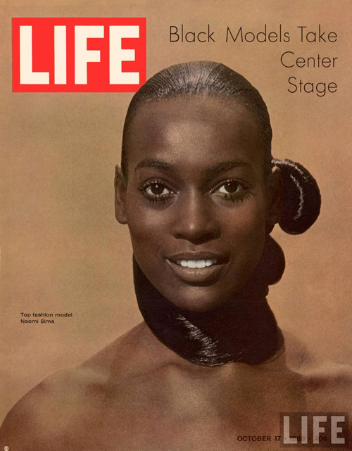 Naomi Sims The First Black Model To Cover Life And Ladies