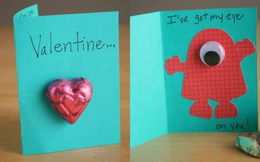 Valentine 39 s day kid crafts that even grown ups will love for Cute valentines day cards homemade