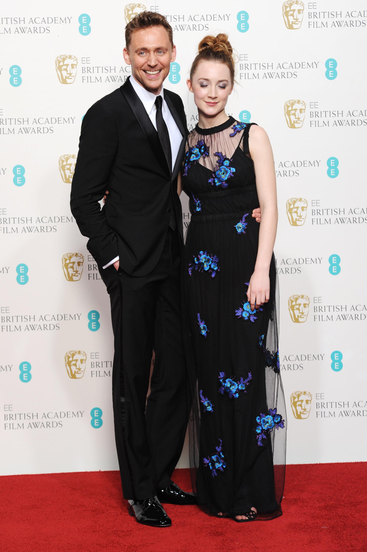 Saoirse Ronan couple