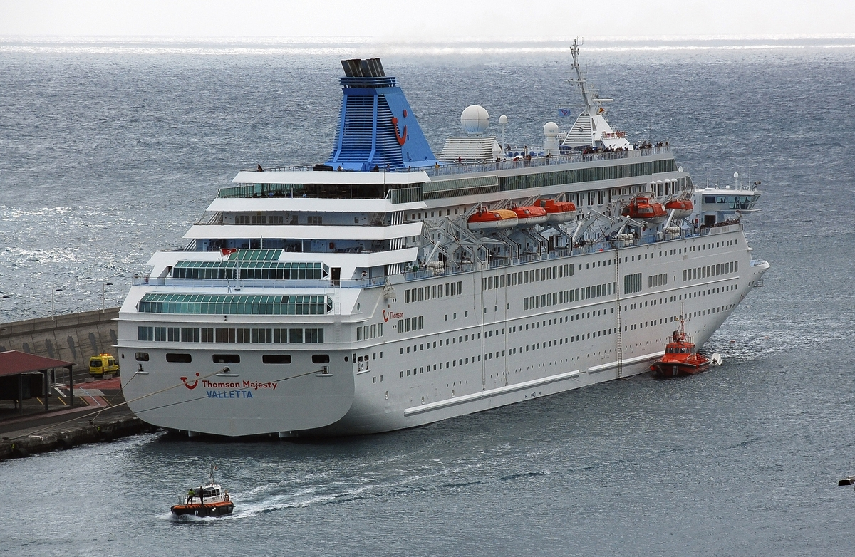 Carnival Triumph Fire Cruise Ship Adrift Off Mexico Coast