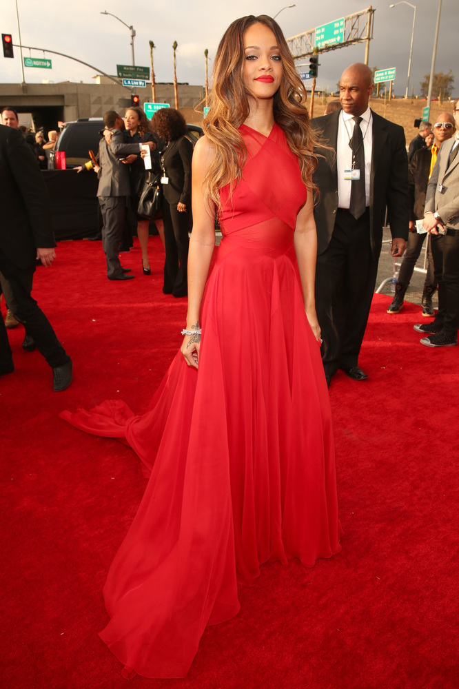 GRAMMYS BEST DRESSES  GRAMMYS 2013 | BEST DRESSES slide 279925 2087330 free