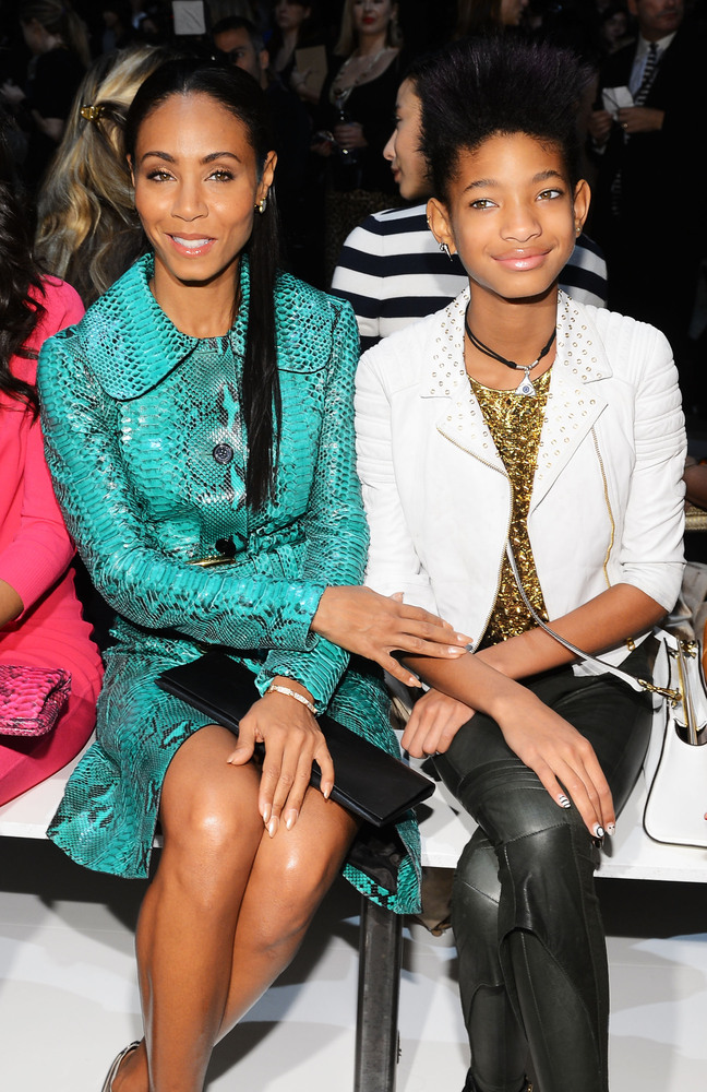 Willow Smith And Her Boyfriend 2013 Willow Smith, Jada Pin...