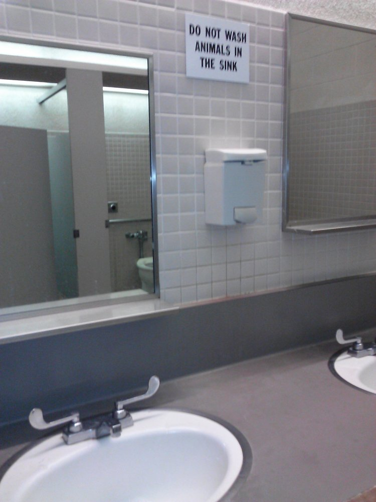 19 Funny Bathroom Signs (PHOTOS) | HuffPost