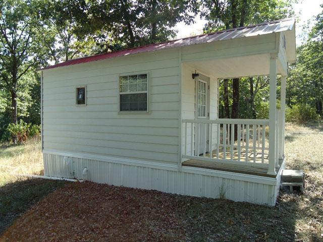 Adorable Tiny Home For Sale In Dover Arkansas Looks Just Like A