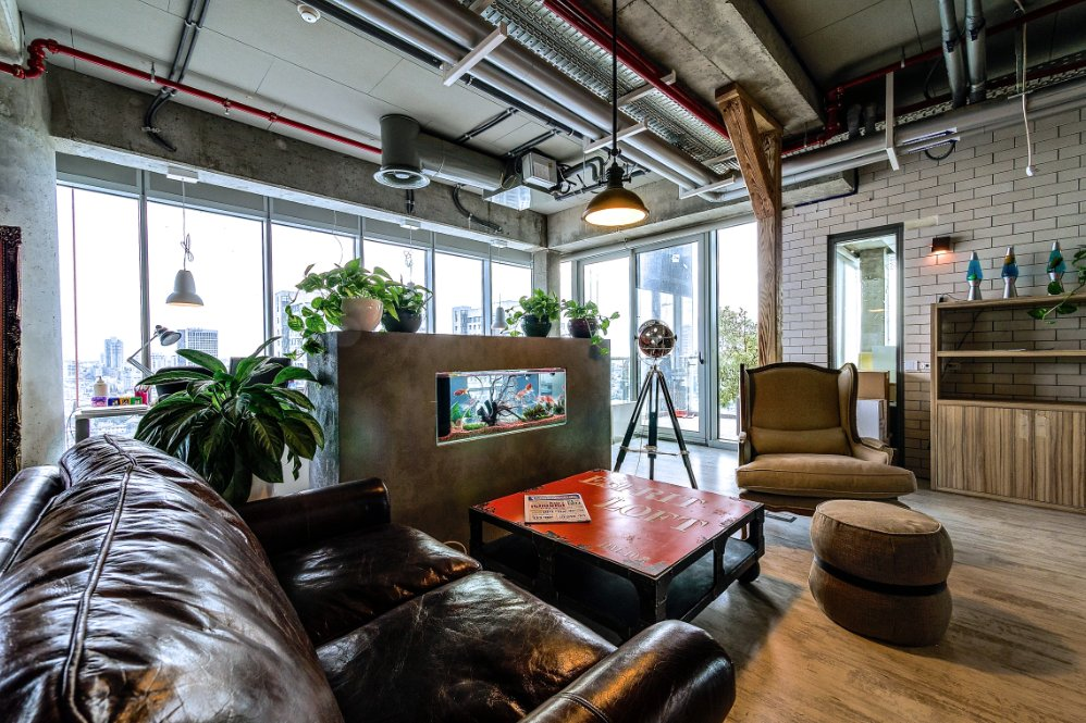 Google out googles itself with new tel aviv office huffpost for Office design google
