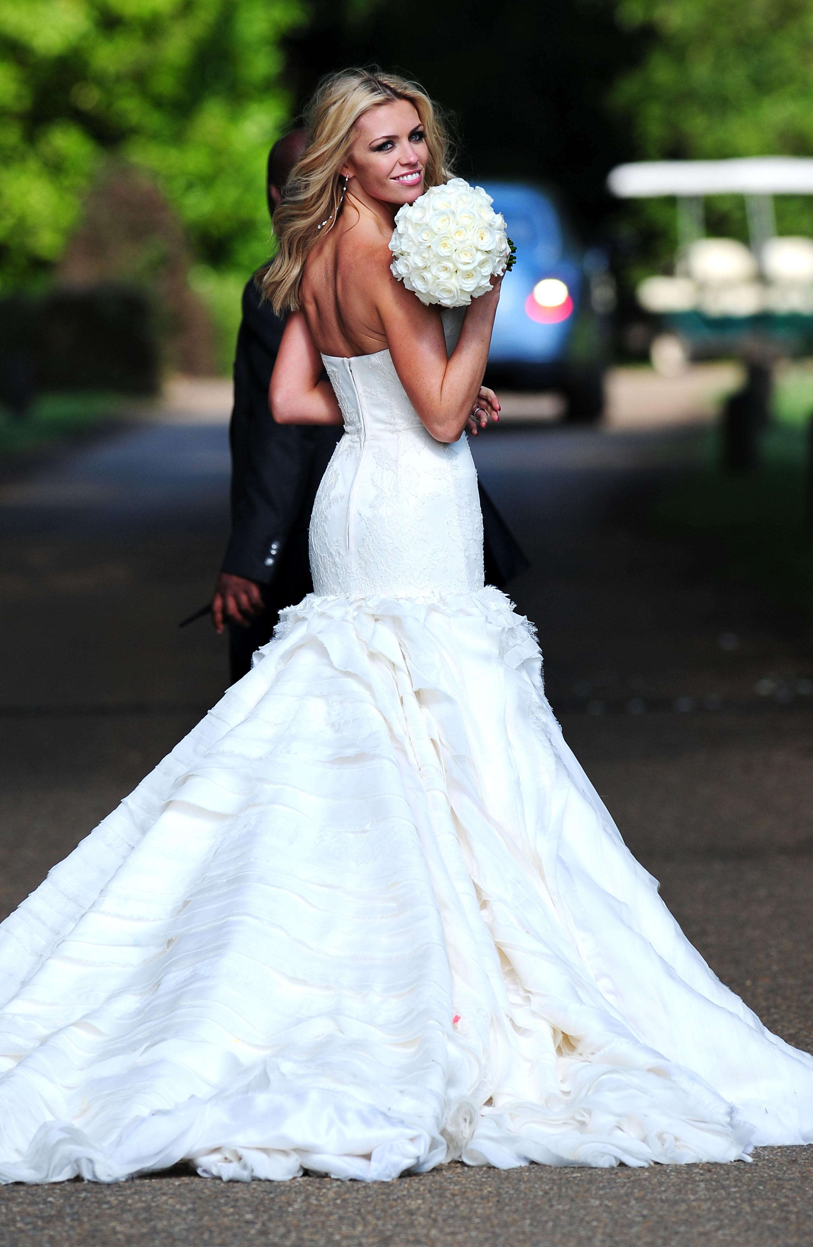 Самые красивые свадьбы платья фото