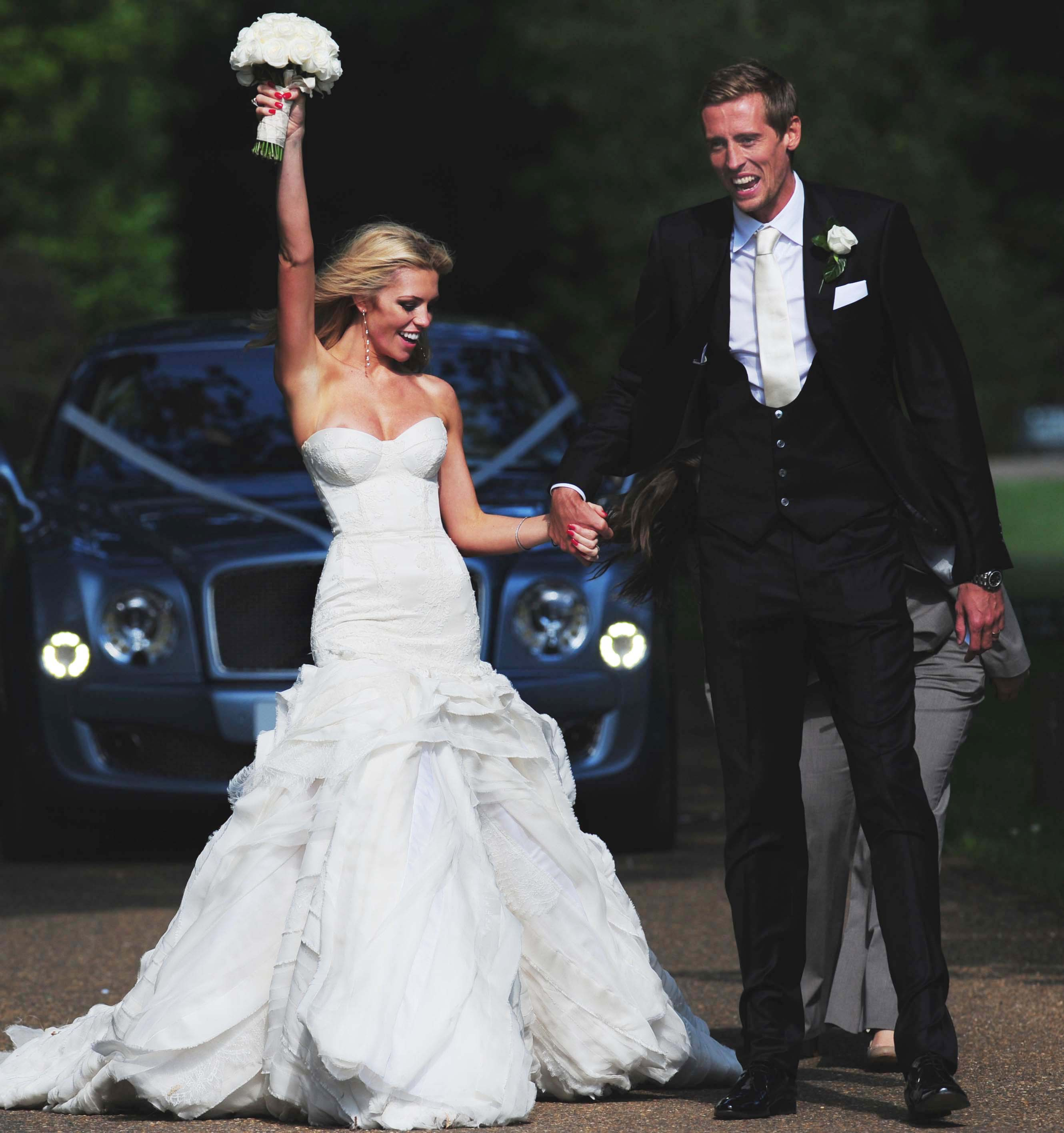 abbey clancy crouch wedding wwwimgkidcom the image