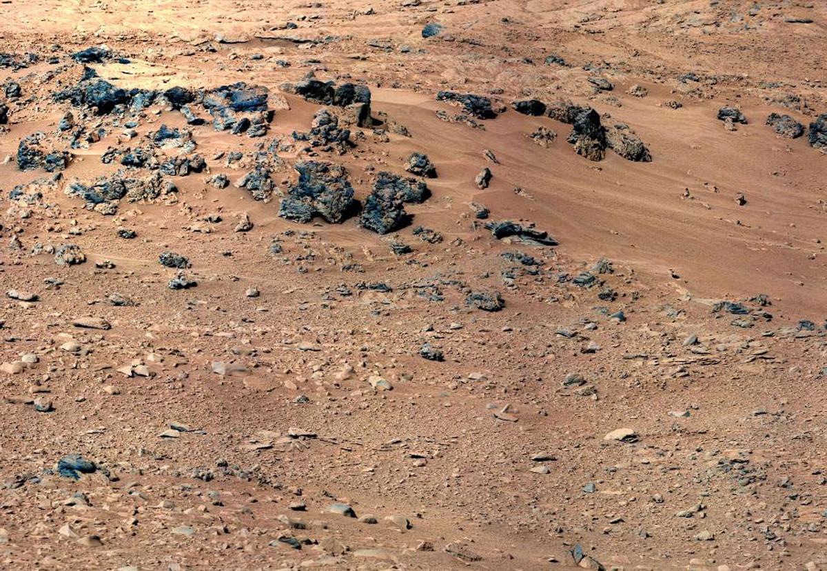Nasa Mars Rover Accidentally Draws Penis On Red Planet | HuffPost UK