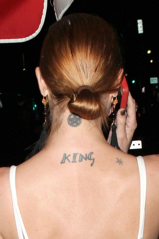 Jessie J Reveals Embarrassing Tattoo Fail On 'Graham ... Cheryl Cole Lyrics