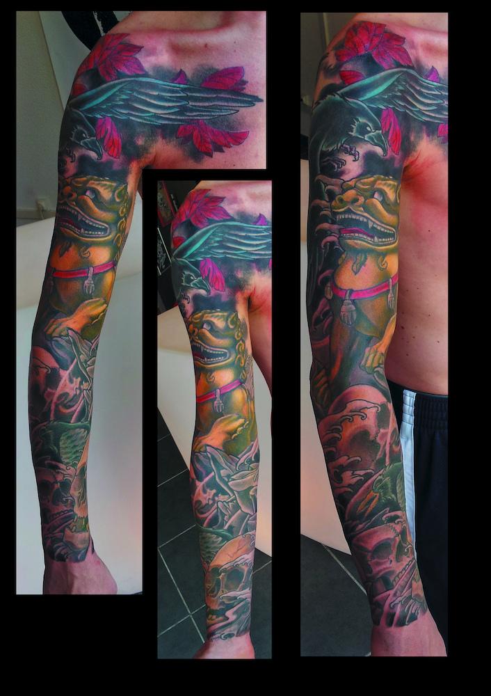 Mundial del Tatuaje 2013