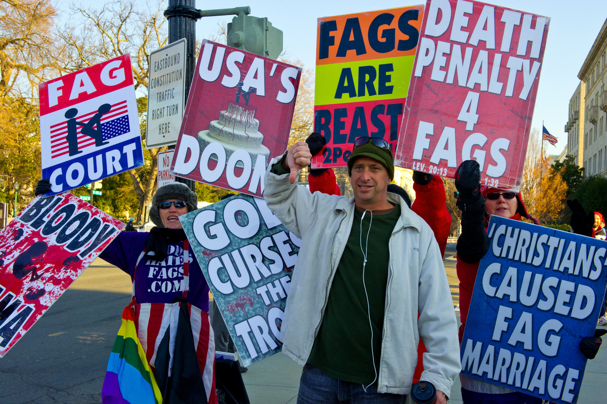 a study on the westboro baptist church and the scope of the first amendment The westboro baptist church to be inexplicable attempts to narrow the scope of the 2006 offensive speech and the first amendment continued from page 3.