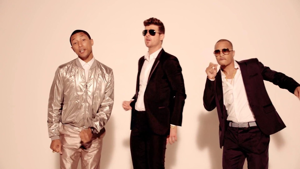 Blurred Lines the most controversial song of the decade