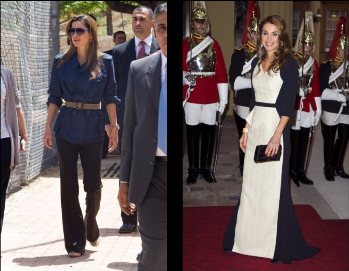 10 Best-Dressed First Ladies of the World | HuffPost