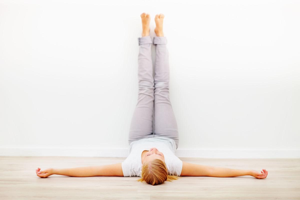 Yoga, Stress Relief