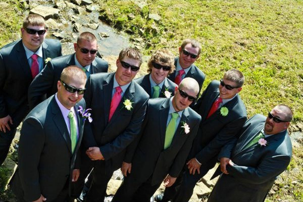 Attire for Groomsmen