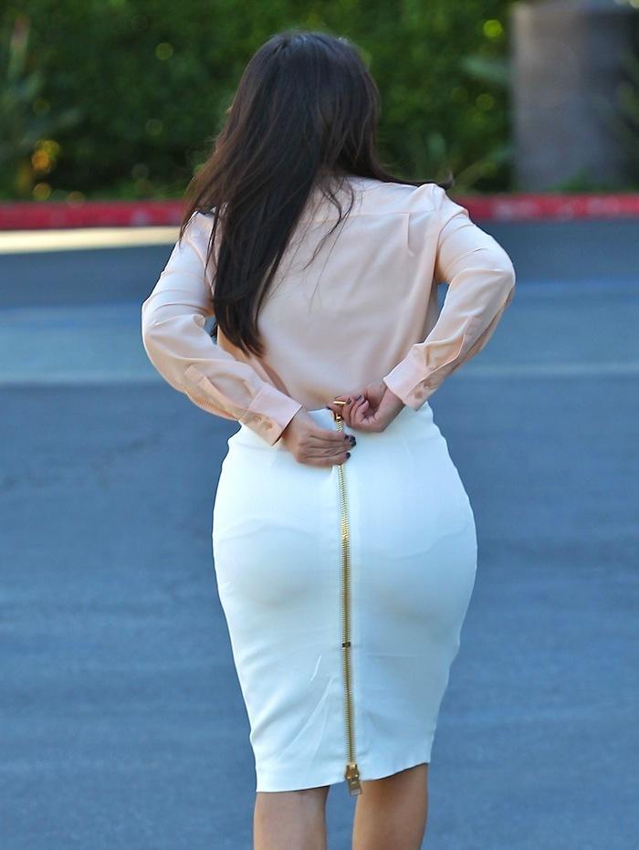 Embarazo de Kim Kardashian: los vestidos para presumir de curvas de ...