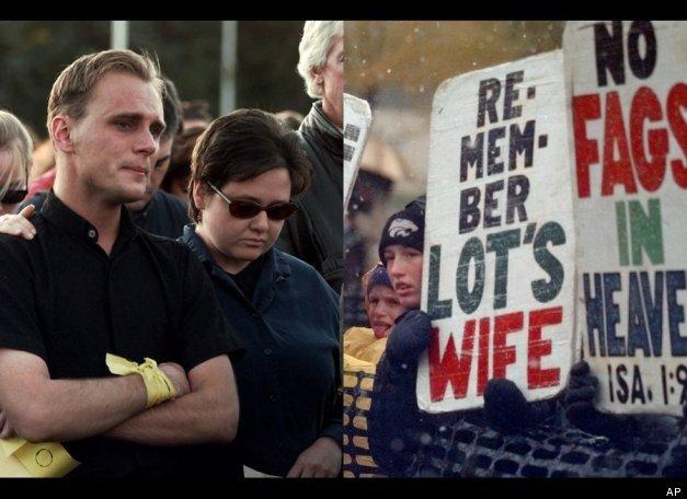 funeral protests kansas gay
