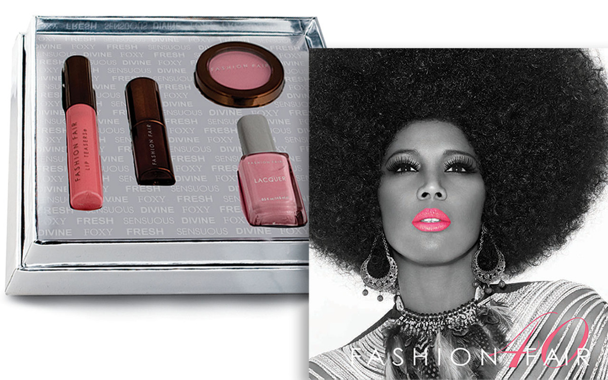 Fashion Fair Launches 39 Four Capsule Collections 39 Bold And Beautiful Makeup Sets Photos Huffpost