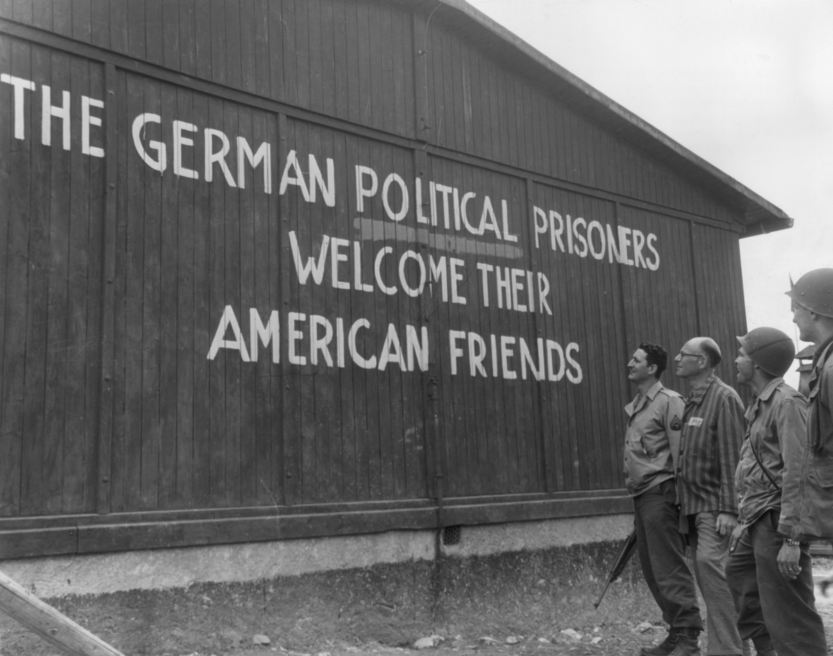 Image result for nazi concentration camp buchenwald liberated i