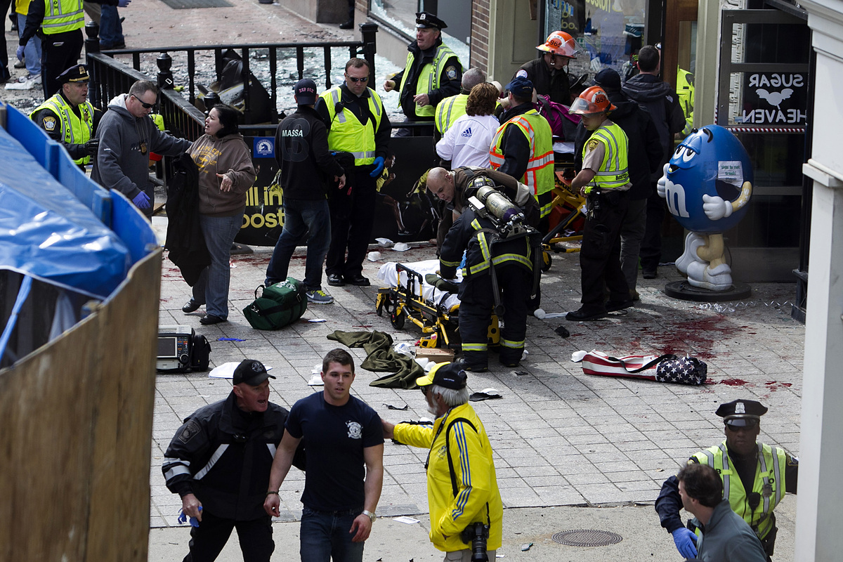 Boston Marathon Tragedy