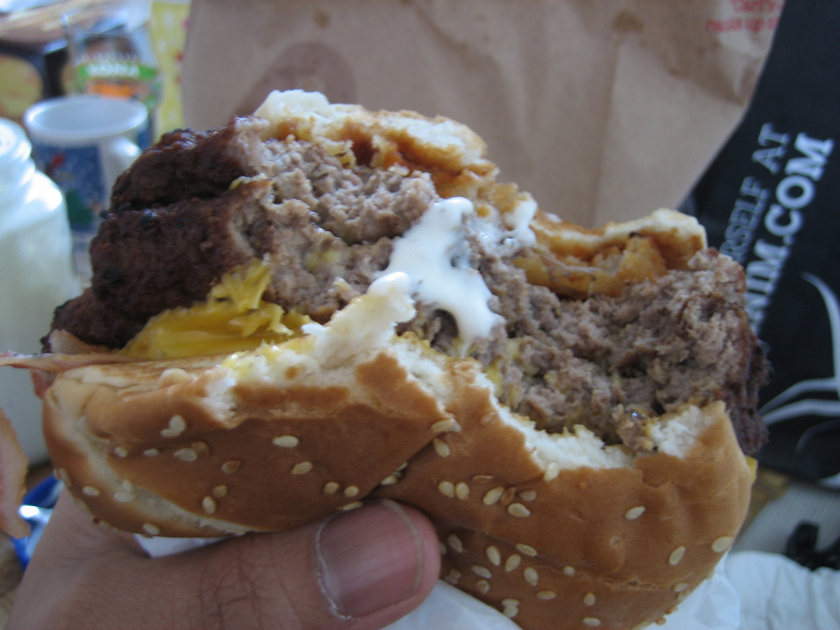 Scary Ingredients Lurking In Fast Food